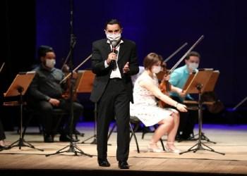 Orquestra de Câmara do Amazonas apresenta obras de Mozart, Piazzolla e Gardel em live dos Corpos Artísticos