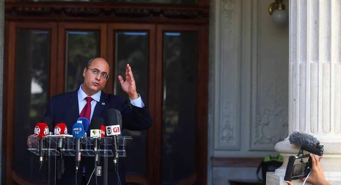 Witzel sofre impeachment por corrupção e perde o cargo no Rio