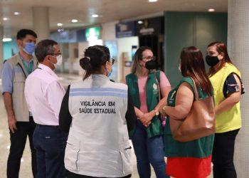 Covid: Amazonas monta barreira sanitária para monitorar casos de variantes