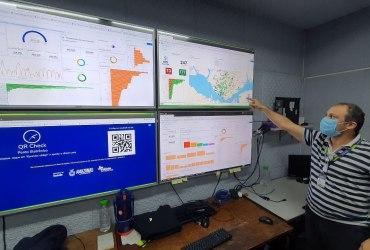 Maio Amarelo: SES-AM planeja integrar monitoramento do trânsito para reduzir internações