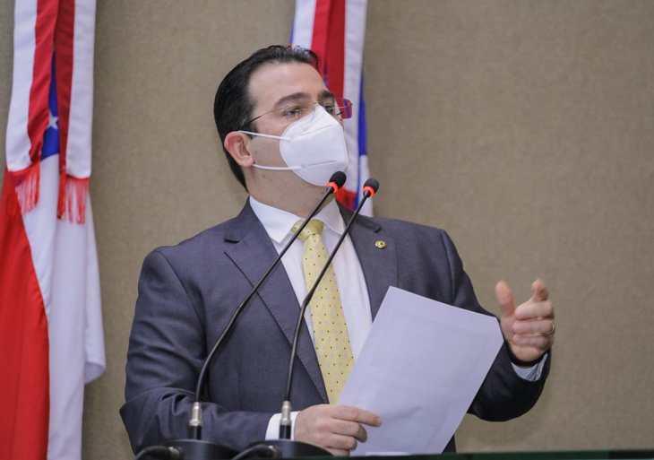 """""""Confiscar é ilegal"""", afirma Wilker após Governo vetar lei do parlamentar que proíbe a apreensão de veículos por dívidas de IPVA no AM"""