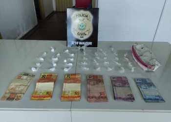 PC prende homens por tráfico de drogas no município de Manaquiri