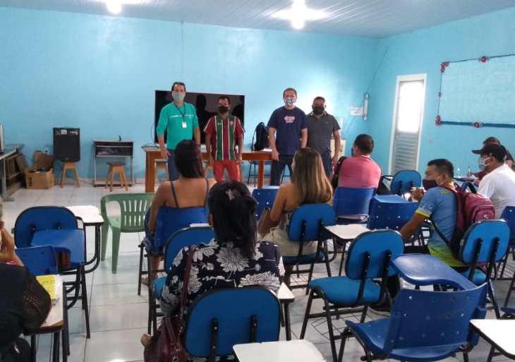 Censo Escolar: Secretaria de Educação já supervisionou dados de 49 municípios do Amazonas
