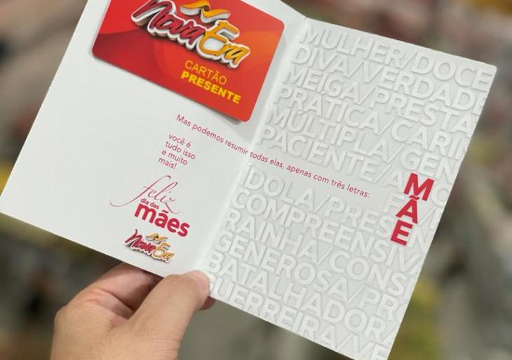 Superatacado Nova Era faz campanha especial pelo Dia das Mães, com ofertas em todos os segmentos