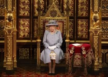 Em primeiro grande evento desde a morte de Philip, Rainha reabre Parlamento