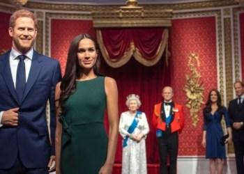 Museu de cera retira Harry e Meghan da 'ala da realeza'