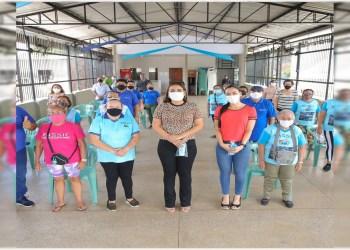 Governo do Amazonas entrega quase R$ 150 mil em reforma e ampliação para associação do setor social em Manaus