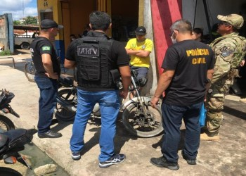 DERFV participa da operação 'Geminus I' realizada pela PRF para capacitar e fortalecer o combate às fraudes veiculares no Amazonas
