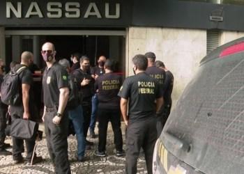 PF cumpre mandados contra grupo dono da empresa Cimento Nassau no Amazonas