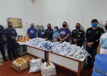 Unidade Prisional de Coari recebe ação social da Prefeitura