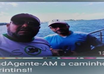 Presidente do SindAgente-AM viaja à Parintins as custas do sindicato denunciam agentes de endemias