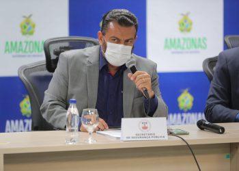 SSP-AM anuncia força-tarefa para investigar organização criminosa por ataques no Amazonas