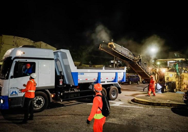 Prefeitura de Manaus inicia recuperação da avenida das Torres