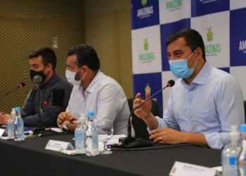 Operação 'Coalizão pelo Bem': Wilson Lima reforça compromisso do Governo do Estado no combate ao crime organizado