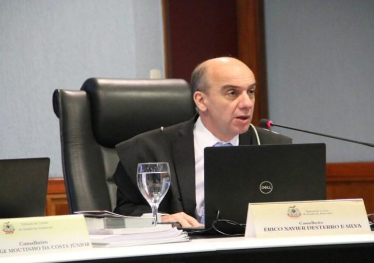 Conselheiro concede cautelar e mantém pregão para implantação de sistema pela Prefeitura de Manaus