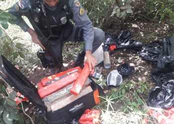 Polícia Militar apreende aproximadamente 23 quilos de entorpecentes em Lábrea