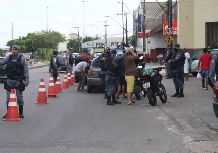 Polícia Militar deflagra operação 'Ajuricaba' na zona norte