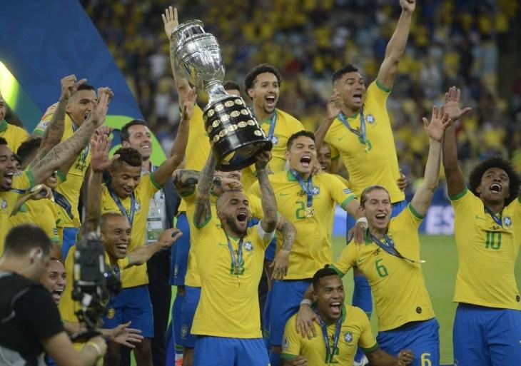 Conmebol divulga tabela e Brasil estreia em Brasília na Copa América