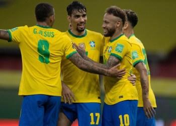 Jogadores da Seleção Brasileira decidem disputar Copa América