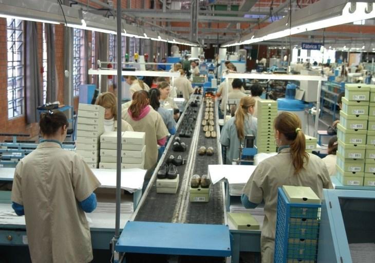 Indicador de Consumo Aparente de Bens Industriais cai 5,4%