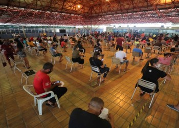 Na zona norte, Centro de Convivência da Família Padre Pedro Vignola registra mais de 7 mil pessoas imunizadas contra a Covid-19