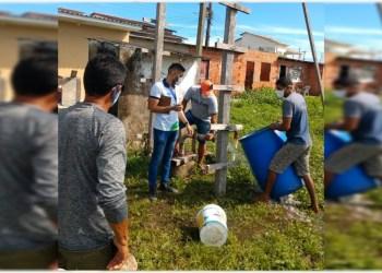 Cosama inicia trabalhos de melhorias no sistema de abastecimento de água em Nhamundá