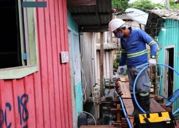 Prefeitura de Manaus prorroga por mais 60 dias a suspensão do corte no fornecimento de água por inadimplência para usuários da Tarifa Social