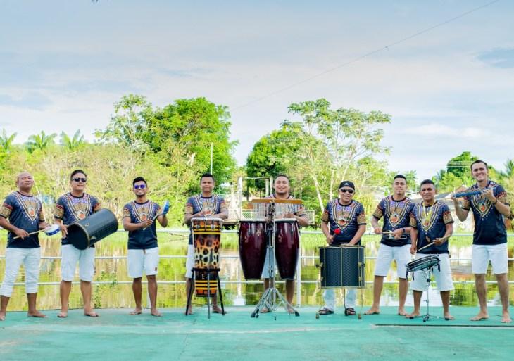 FOTOS: Sávio Pimentel/Tambores da Terra