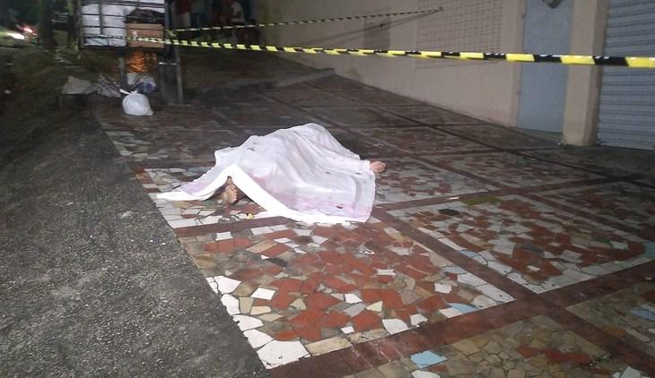 Trio é morto em tiroteio na zona Sul de Manaus