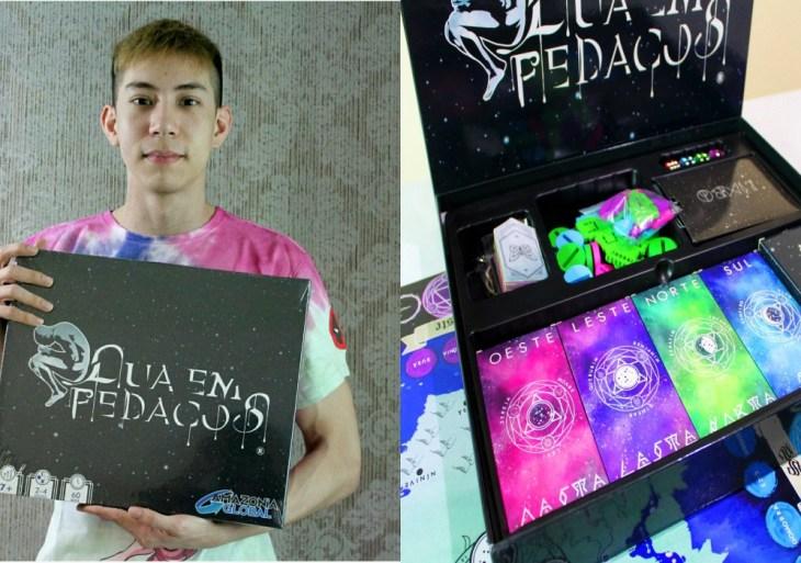 Conheça o surpreendente 'Lua Em Pedaços', jogo criado em Manaus e que pode se tornar referência no mercado brasileiro de games