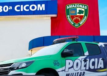 Veículo roubado é recuperado pela Polícia Militar no bairro Jorge Teixeira