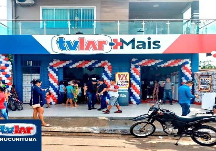 TVLAR inaugura nova loja no município de Urucurituba