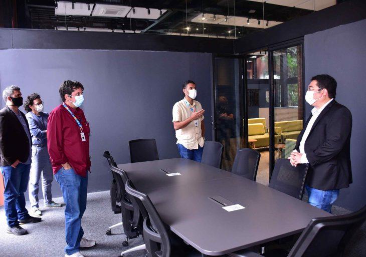 Cetam alinha parceria com Semtepi para oferecer qualificação em tecnologia e inovação