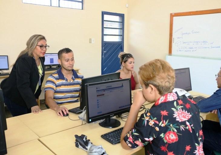 Governo do Amazonas abre vagas de EJA para novos alunos, nos dias 21 e 22 de julho