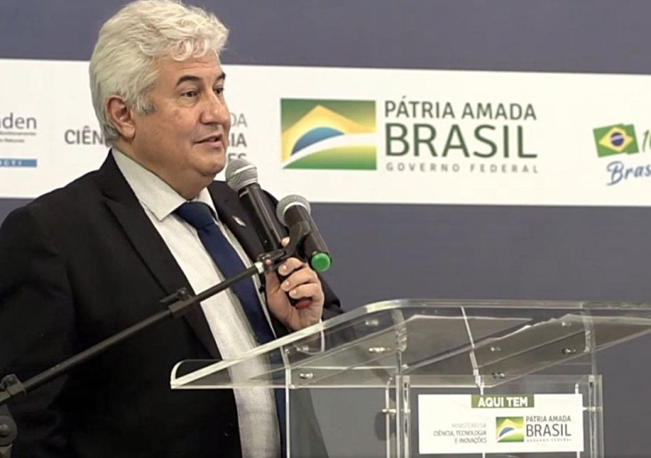 Ministro inaugura radar meteorológico em São José dos Campos