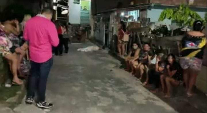 Soldado do tráfico é executado na Zona Centro-Oeste de Manaus