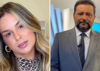 Ex-mulher de DJ Ivis registra BO contra Geraldo Luís por injúria