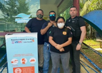 Em Novo Airão, PC-AM prende jovem envolvido em tentativa de homicídio