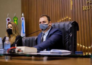 Presidente Roberto Cidade propõe Programa de auxílio a Catadores