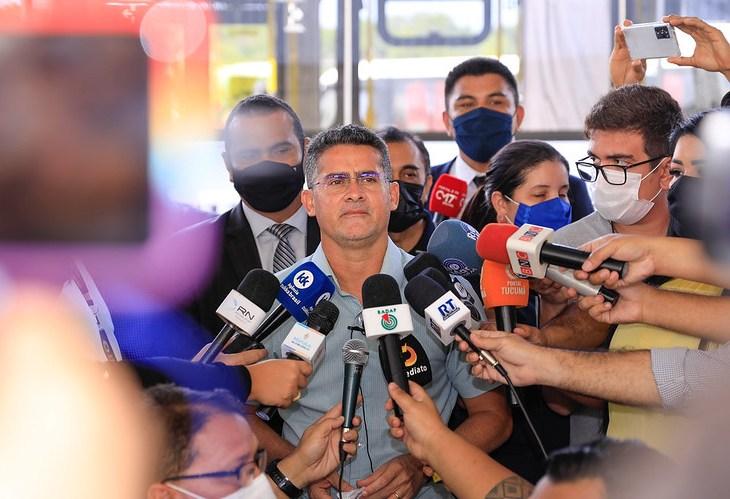 Prefeito David Almeida determina que não haverá ponto facultativo no dia 6 de setembro