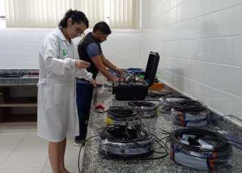 Fios e cabos elétricos de baixa tensão são fiscalizados na Operação Ligação Segura