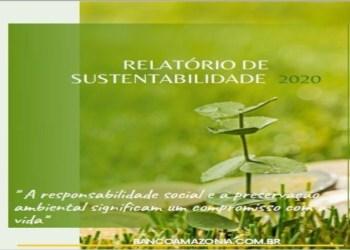 Banco da Amazônia divulga relatório de Sustentabilidade 2020