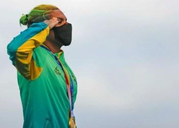 Olimpíadas: 40% das medalhas do Brasil são de atletas militares