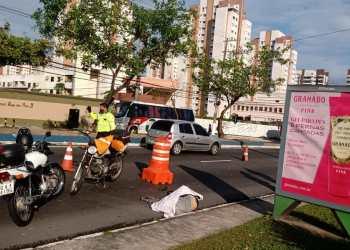 Avenida Efigênio Salles - Foto: GAO/ Reprodução