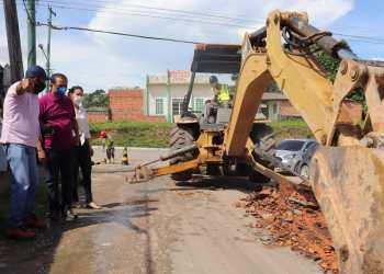 Prefeito do Rio Preto da Eva Anderson Sousa irá lançar o Plano de Verão de Obras e Ações em Rio Preto da Eva, neste sábado (7)