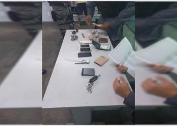 Na zona sul, Polícia Militar detêm três envolvidos em furtos com uso de 'chapolin'