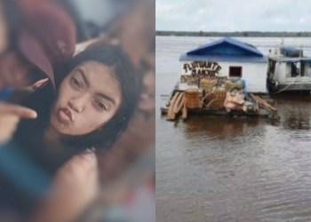 Corpo de adolescente que desapareceu em flutuante é encontrado no AM
