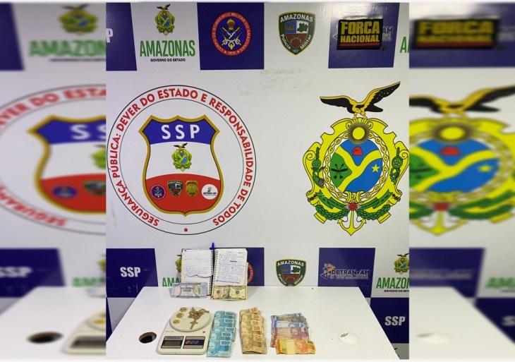 FOTO:Divulgação/SSP-AM
