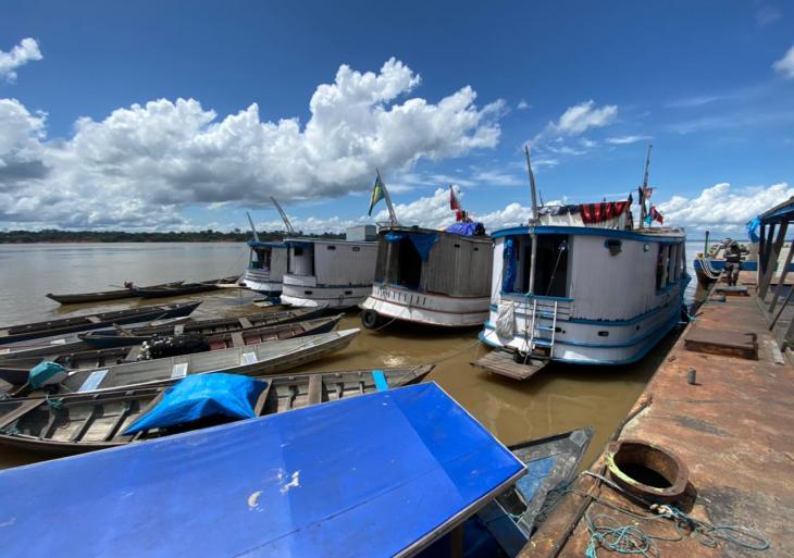 Policiais da Base Arpão apreendem mais de 200 quilos de pescado ilegal