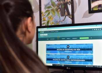 Cetam oferta mais de 16 mil vagas em cursos de qualificação profissional